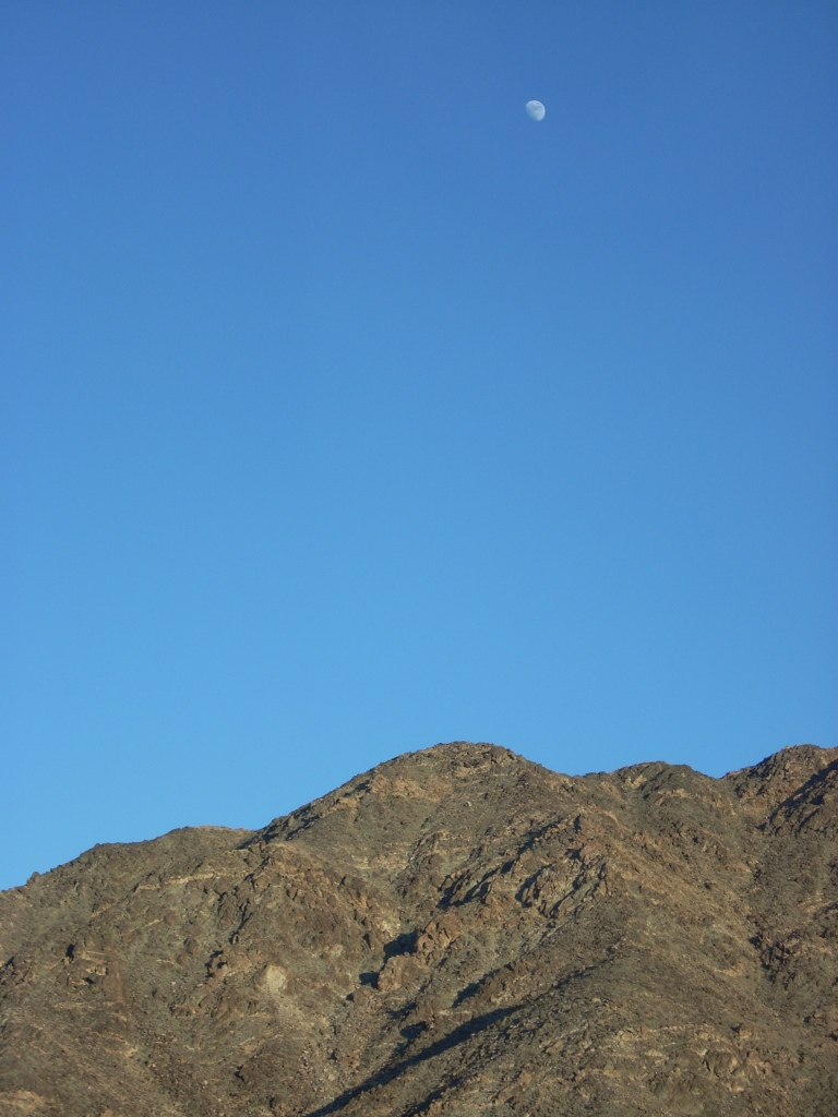 Nevada at dusk